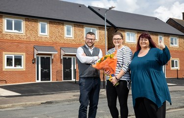 Avela Developments completes its first housing scheme ahead of schedule