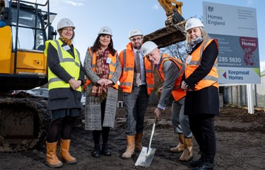 Construction starts on South Liverpool Homes' largest housing development in Speke