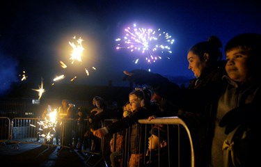 Bonfire night event a roaring success at Grow Speke