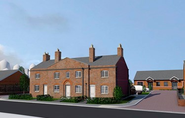 Historic Speke cottages get the go ahead for regeneration