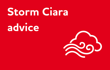 Help us deal with the damage caused by Storm Ciara