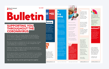 Dedicated coronavirus Bulletin edition out now