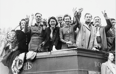 Celebrate the VE Day 75th anniversary at home