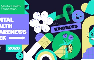 #KindnessMatters: Get involved with Mental Health Awareness Week