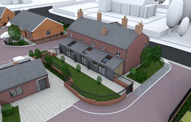 Development update: Hale Road Cottages